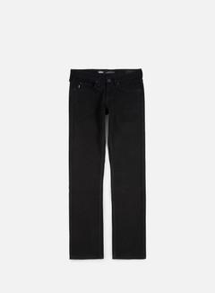 Vans - V76 Skinny Pants, Overdye Black