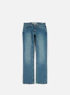 Vans - V76 Skinny Pants, Washed Indigo 1