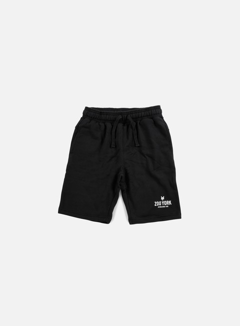 pantaloni zoo york pexall short anthracite