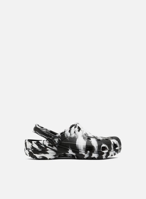 Sandali Crocs Classic Marbled Clog