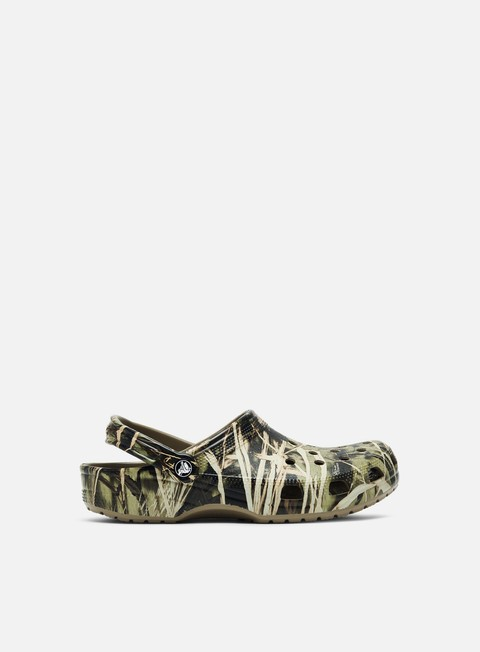 Sandali Crocs Classic Realtree Clog
