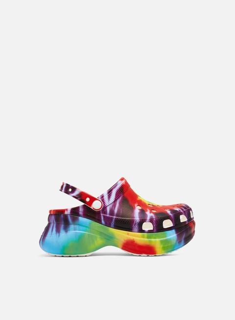 Crocs WMNS Classic Bae Tie Dye Clog