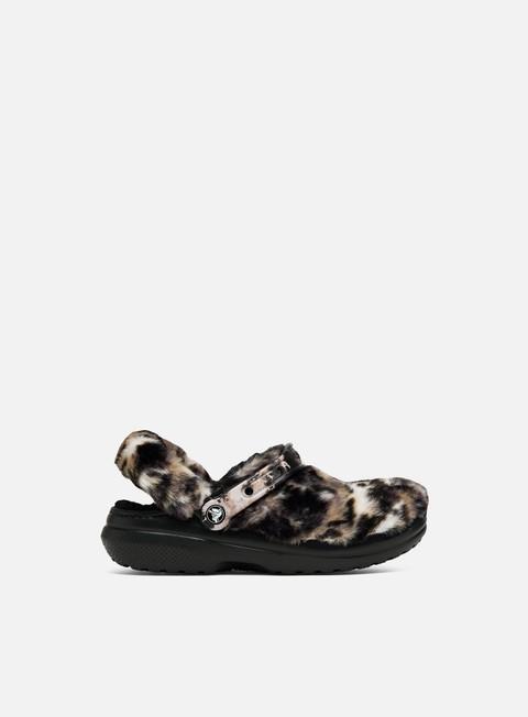 Crocs WMNS Classic Fur Sure