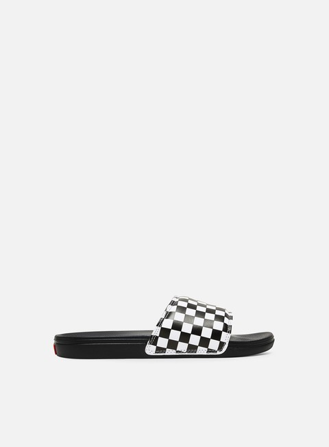 Vans La Costa Slide-On Checkerboard