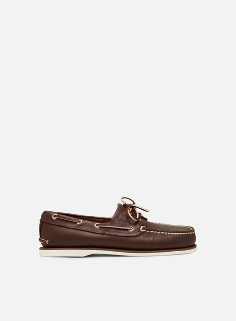 Sale Outlet Boat shoes Timberland Classic 2-Eye Boat
