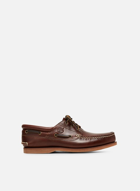 Sale Outlet Everyday casual shoes Timberland Classic 3-Eye Boat