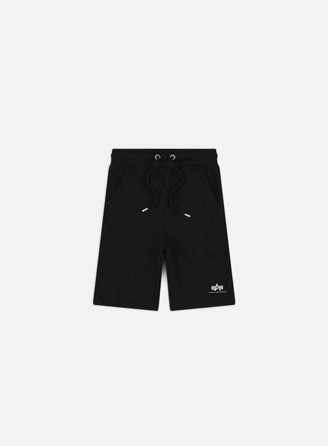 Alpha Industries Basic Small Logo Shorts