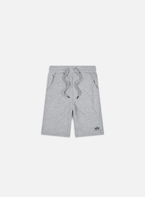 Sweat shorts Alpha Industries Basic Small Logo Shorts