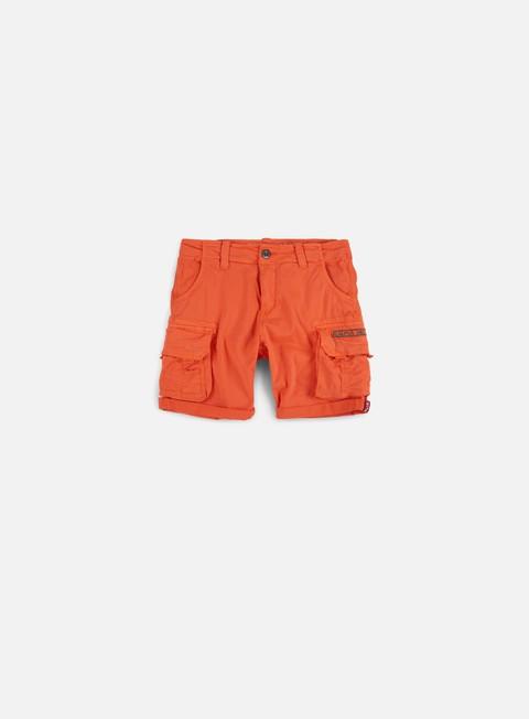 Alpha Industries Crew Shorts