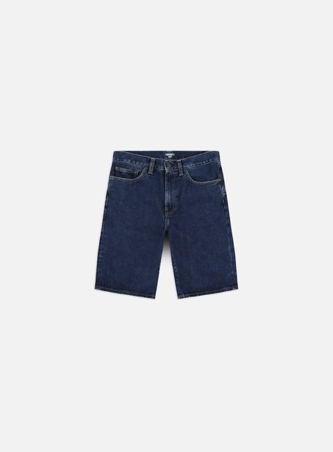 Shorts di jeans Carhartt WIP Pontiac Shorts