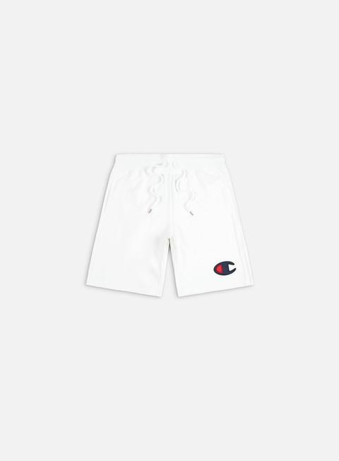 Sweat shorts Champion C Logo Cotton Terry Bermuda Shorts