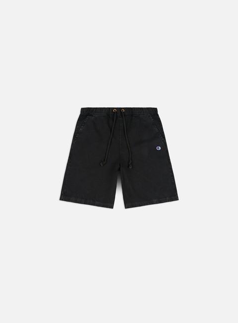 Jogger shorts Champion Cotton Twill Bermuda Shorts