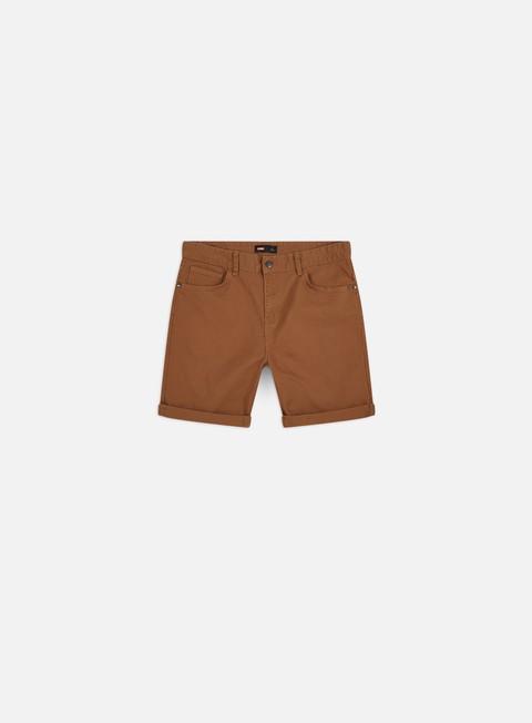 Outlet e Saldi Shorts 5 Tasche Globe Goodstock Denim Shorts