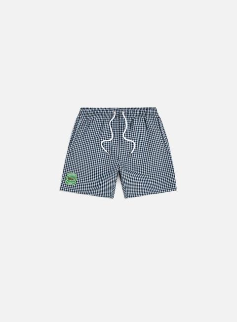 Costumi da bagno Lacoste Gingham Check Swim Shorts
