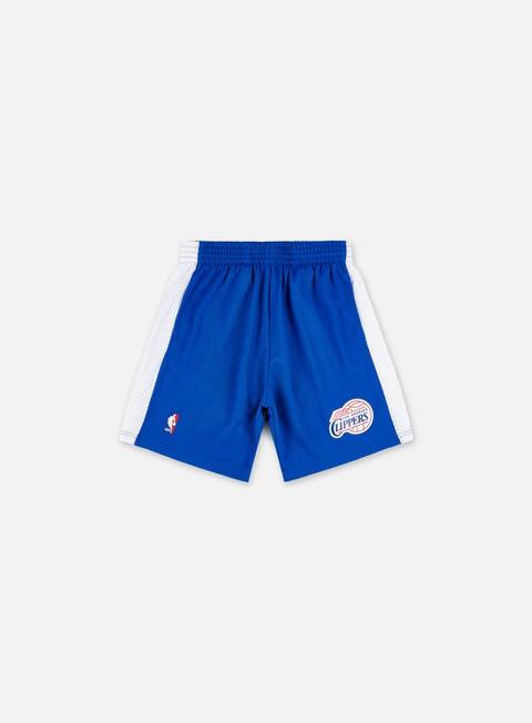Training shorts Mitchell & Ness Swingman Shorts LA Clippers