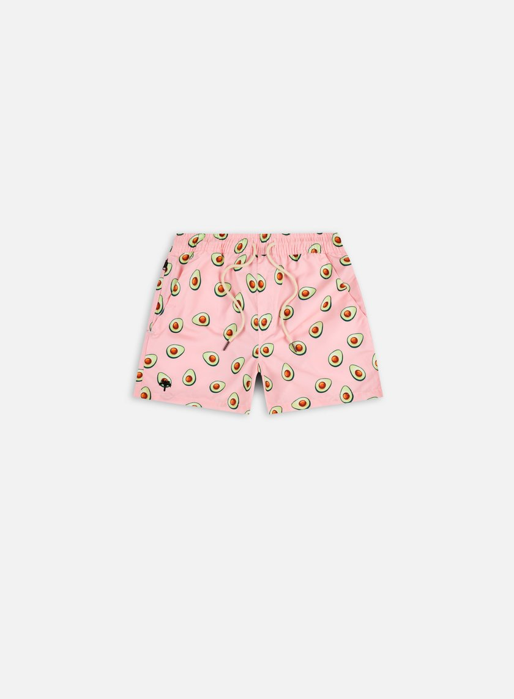 OAS Avocado Swim Shorts