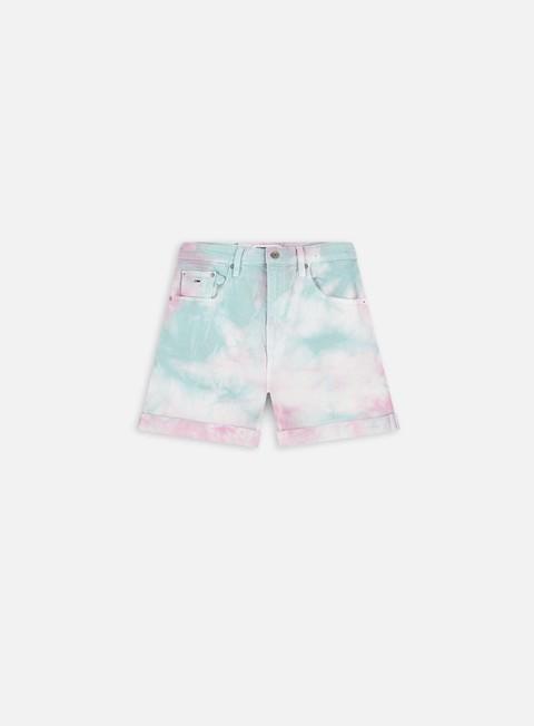 Jeans shorts Tommy Hilfiger WMNS Mom Denim Color Shorts