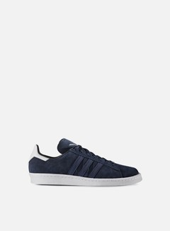 Adidas by White Mountaineering - Campus 80s, Collegiate Navy/Mistery Blue/White 1