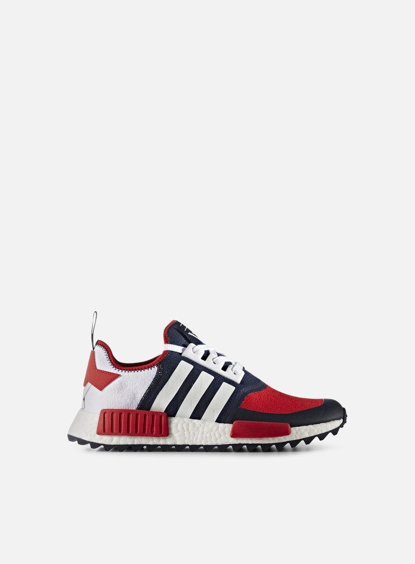 Adidas by White Mountaineering - NMD Trail, Collegiate Navy/White