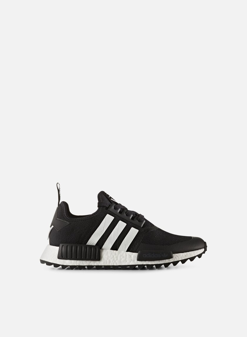 Adidas by White Mountaineering - NMD Trail, Core Black/White