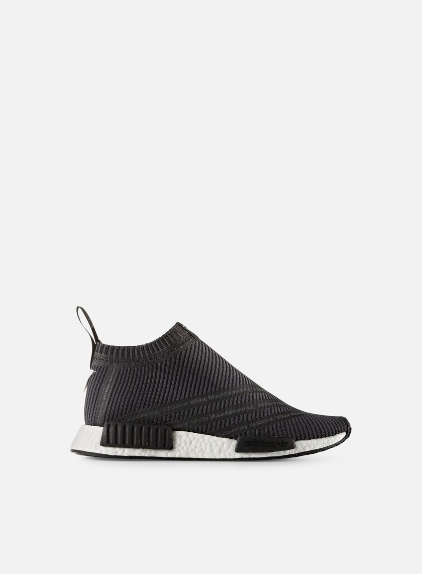 Adidas by White Mountaineering - WM NMD CS1, Utility Black/Solid Grey/Core Black