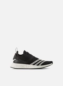 Adidas by White Mountaineering - WM NMD R2 Primeknit, Black/White 1
