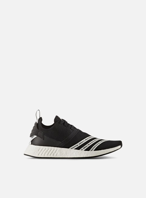 sneakers adidas by white mountaineering wm nmd r2 primeknit black white