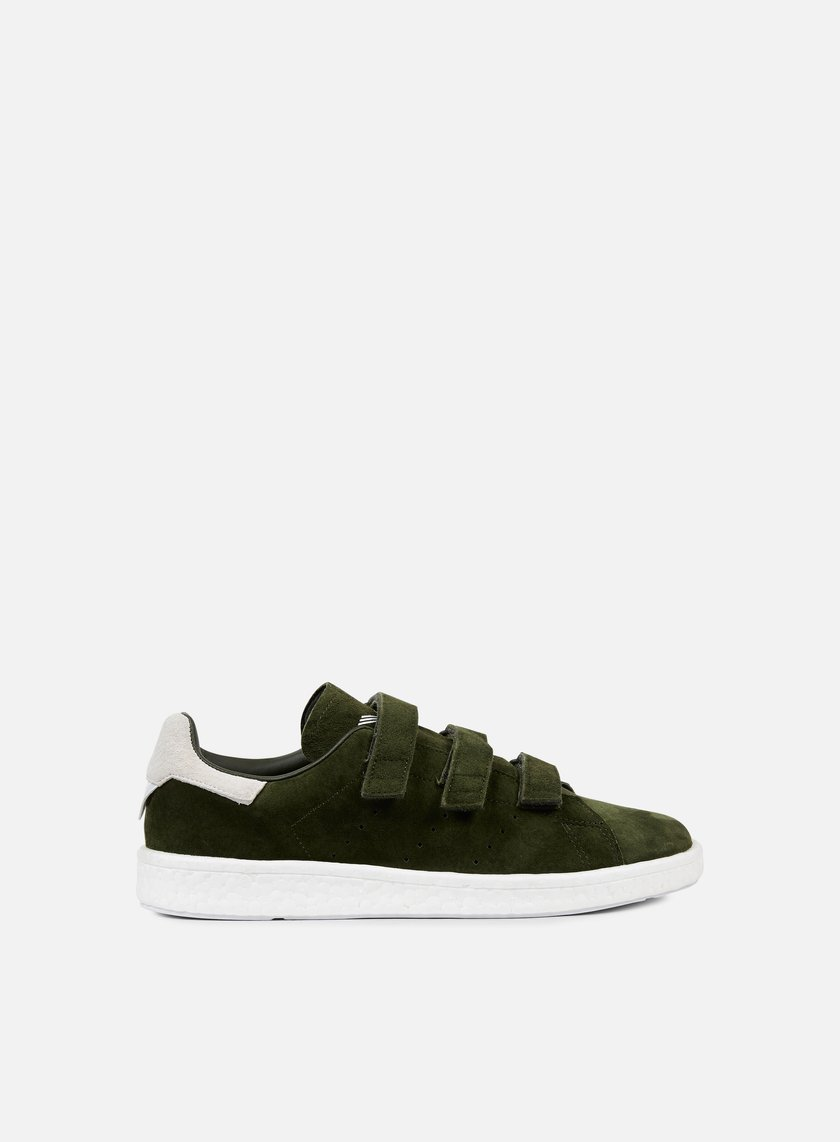 Adidas by White Mountaineering - WM Stan Smith CF, Night Cargo/Night Cargo/White