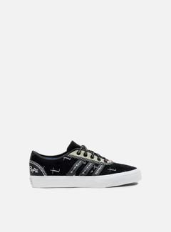 Adidas Originals - Adi-Ease, Core Black/Dark Solid Grey/Running White
