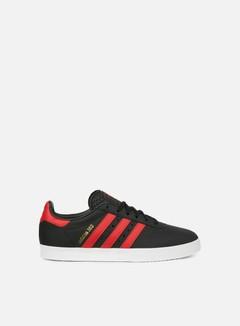 Adidas Originals - Adidas 350, Core Black/Scarlet/Off White