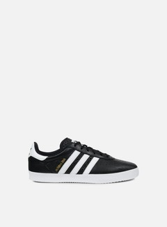 Adidas Originals - Adidas 350, Core Black/White/Gold Metallic 1