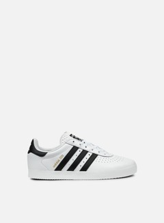 Adidas Originals - Adidas 350, White/Core Black/Gold Metallic 1
