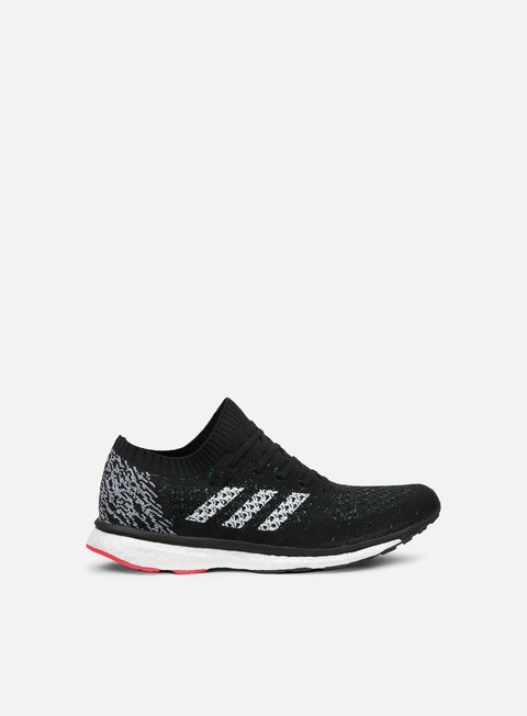 sneakers adidas originals adizero prime ltd core black white grey five