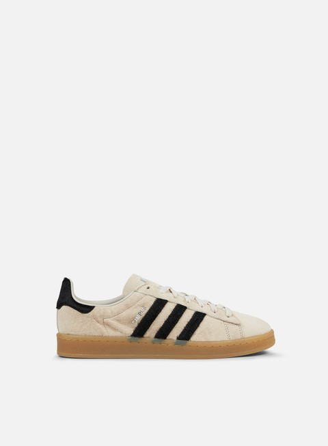 sneakers adidas originals campus clear brown core black silver metallic