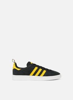 Adidas Originals - Campus, Core black/Eqt Yellow/Clear White
