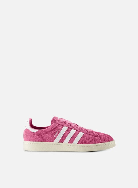 sneakers adidas originals campus semi solar pink white cream white