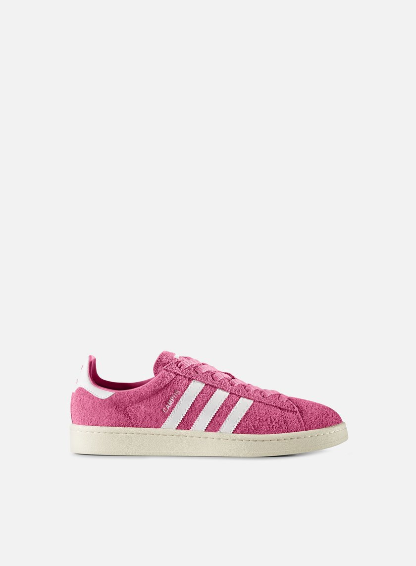 Adidas Originals - Campus, Semi Solar Pink/White/Cream White