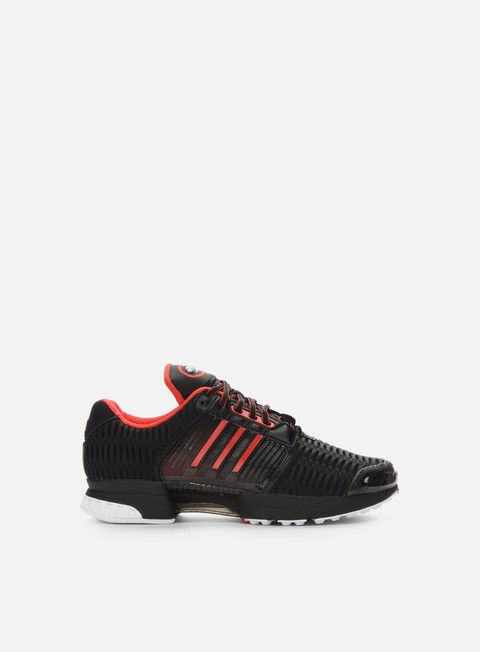 sneakers adidas originals clima cool 1 core black red white