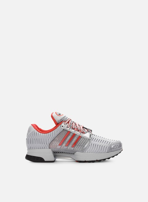 sneakers adidas originals clima cool 1 silver metallic red core black