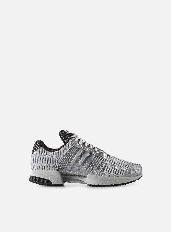 Adidas originals climacool 1 sneakers basse cool greysilver metallicblack zalando bianco sintetico