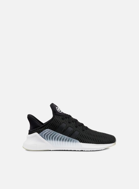 sneakers adidas originals climacool 0217 core black core black white