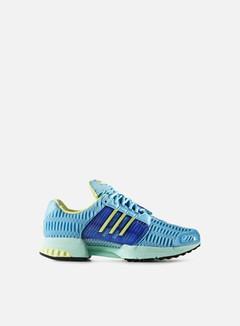 Adidas Originals - Climacool 1, Bright Cyan/Semi Frozen Yellow/Purple