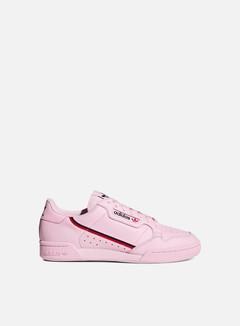 Adidas Originals - Continental 80, Clear Pink/Scarlet/Collegiate Navy