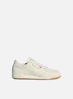 Adidas Originals - Continental 80, Off White/Raw White/Gum3