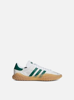 Adidas Originals - Country Kamanda, Cloud White/Collegiate Green/GUM 3