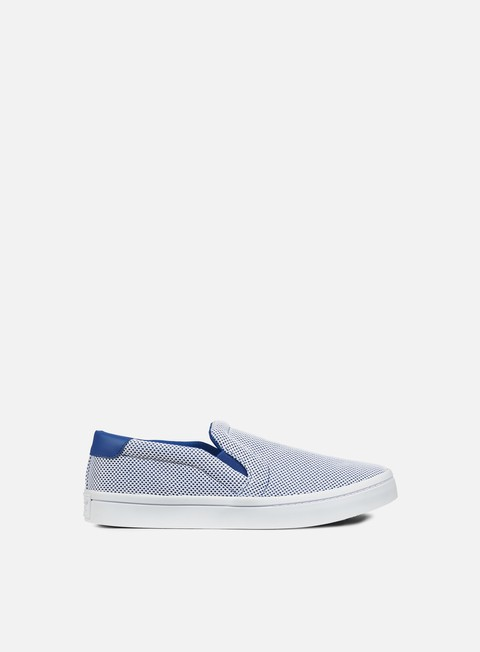 Outlet e Saldi Sneakers Basse Adidas Originals Court Vantage Adicolor