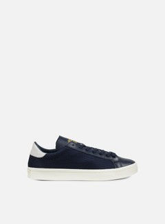 Adidas Originals - Court Vantage, Collegiate Navy/Collegiate Navy/White