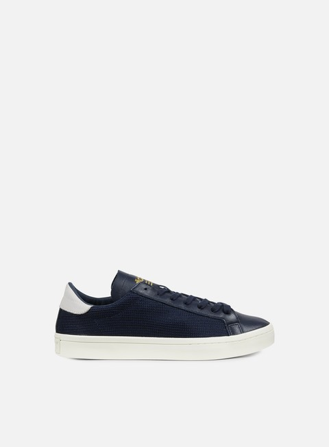 sneakers adidas originals court vantage collegiate navy collegiate navy white