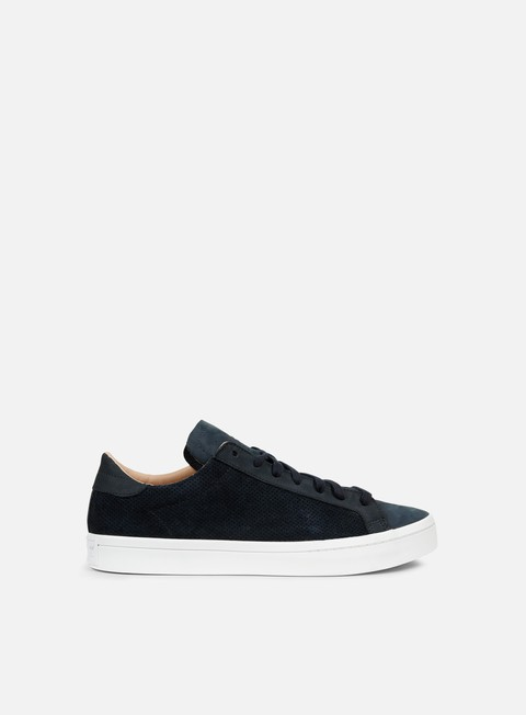 sneakers adidas originals court vantage night navy night navy dust pearl