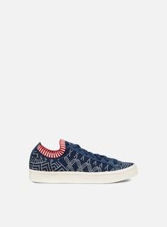 Adidas Originals - Court Vantage Primeknit, Mineral Blue/Mineral Blue/Chalk White 1